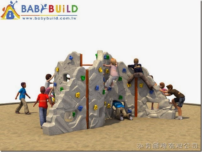 BabyBuild 攀爬遊具