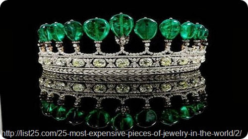 Emerald-and-Diamond-Tiara