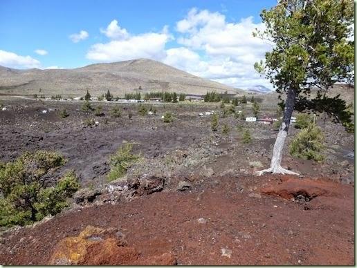 CratersMoon campsite