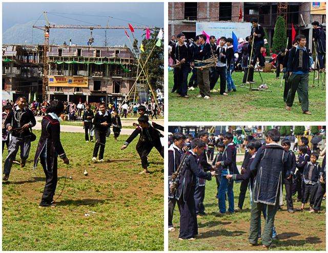 Hmong boy games