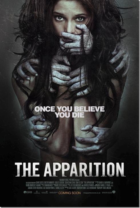ดูหนังออนไลน์ The Apparition (2012) งานสยองเหนือธรรมชาติ [HD Master]