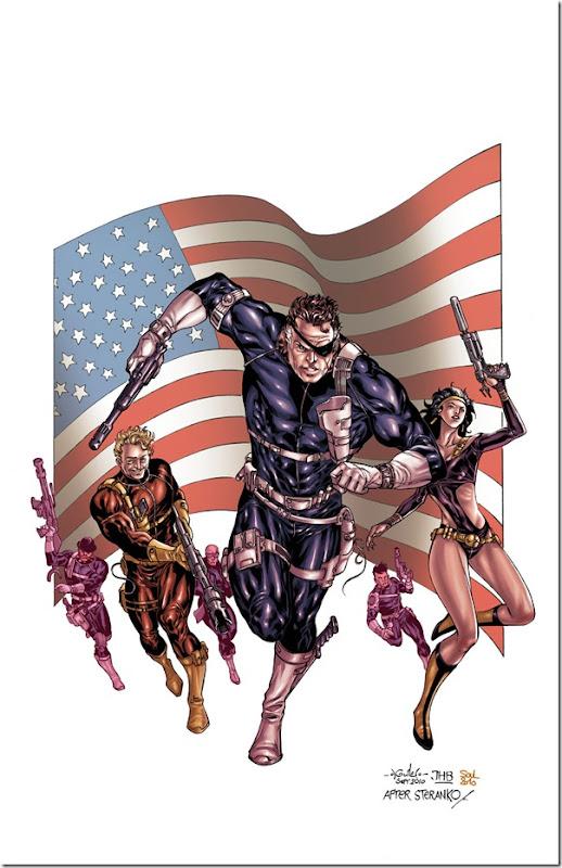 Nick Fury,Nicholas Joseph,Samuel L. Jackson, David Hasselhoff (33)
