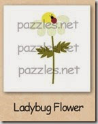 ladybug flower-200