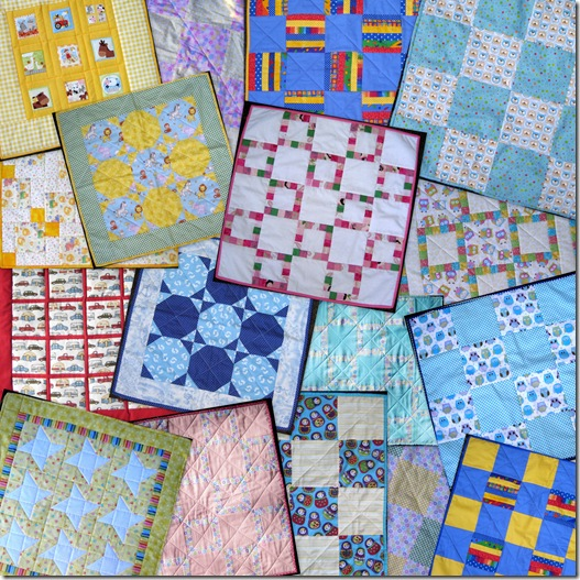 St Marks Quilters August 2011