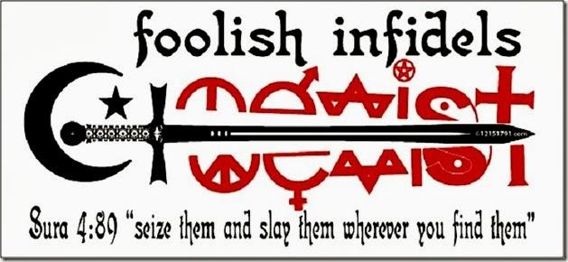 Foolish Infidels - Sura 4_89