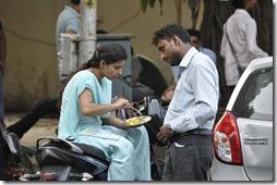 vers manali 007 delhi scene de rue