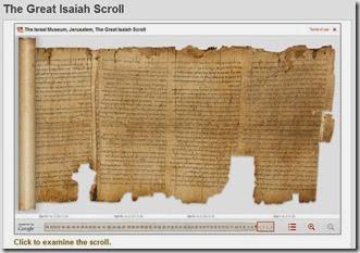 IsaiahScroll