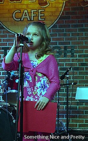 Alex sings & Chalkboard 013