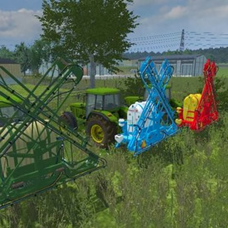 Farming simulator 2013 - Great Plains 3P300 v 2.1 MR