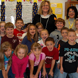 WBFJ Cici's Pizza Pledge - Level Cross School - Ms. Patterson's 3rd Grade Class