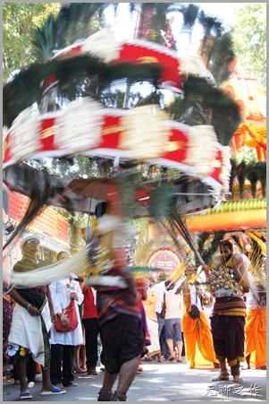 舞动卡瓦狄(Kavadi)