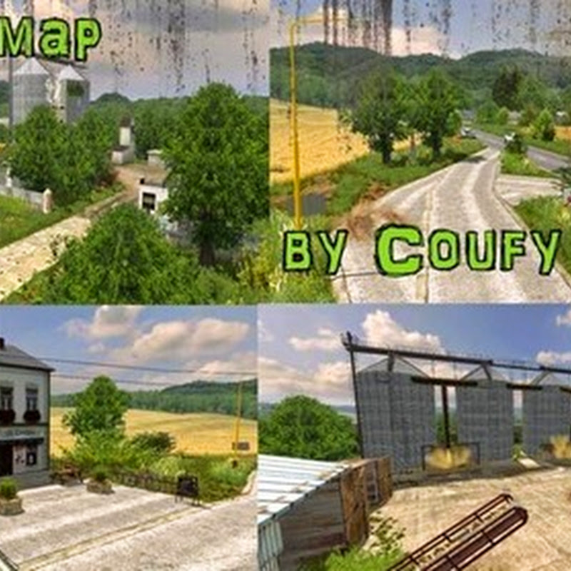 Farming simulator 2013 - Czech Map v 2.0