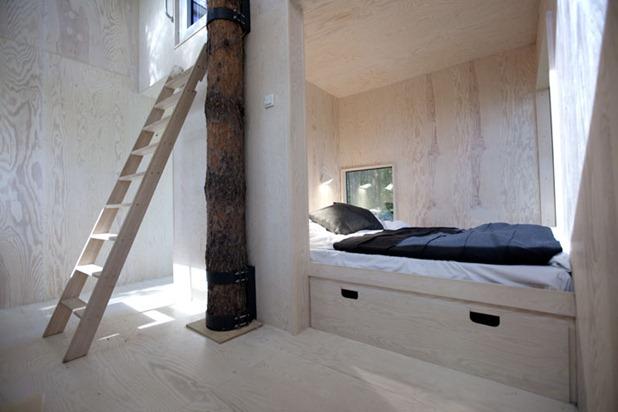 tree hotel by tham & videgard arkitekter 6