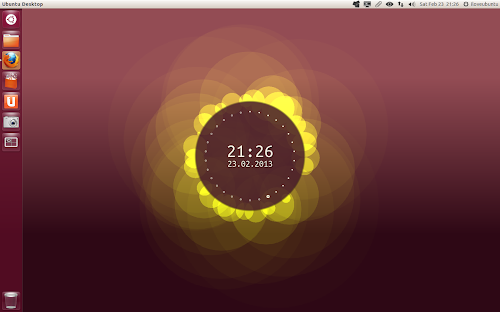 LiveWallpaper 0.4  - Sfondo Circle