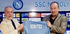 Rafa Benítez el nuevo entrenador del Nápoles