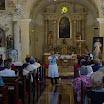 Rok 2012 - Hanka Servická v našom kostole 15.8.2012