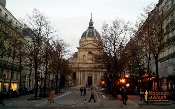 Estudiar en Francia Universidad de la Sorbona 1