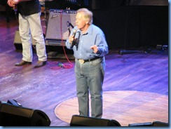 9837 Nashville, Tennessee - Grand Ole Opry radio show - John Conlee