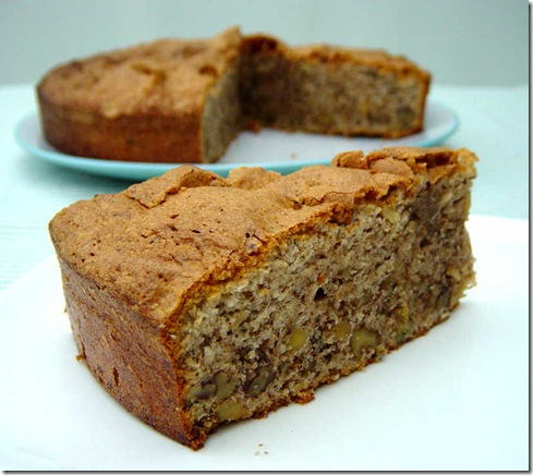 Spanish Nut Cake