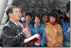 Pastor Jin Mingri Shouwang 2