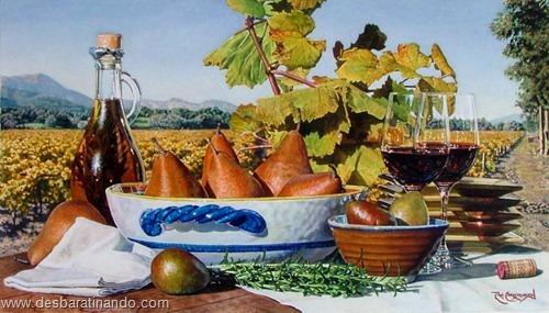 pinturas a oleo super realistas Roberto Bernardi Erich Christensen Steve Mills  desbaratinando  (121)