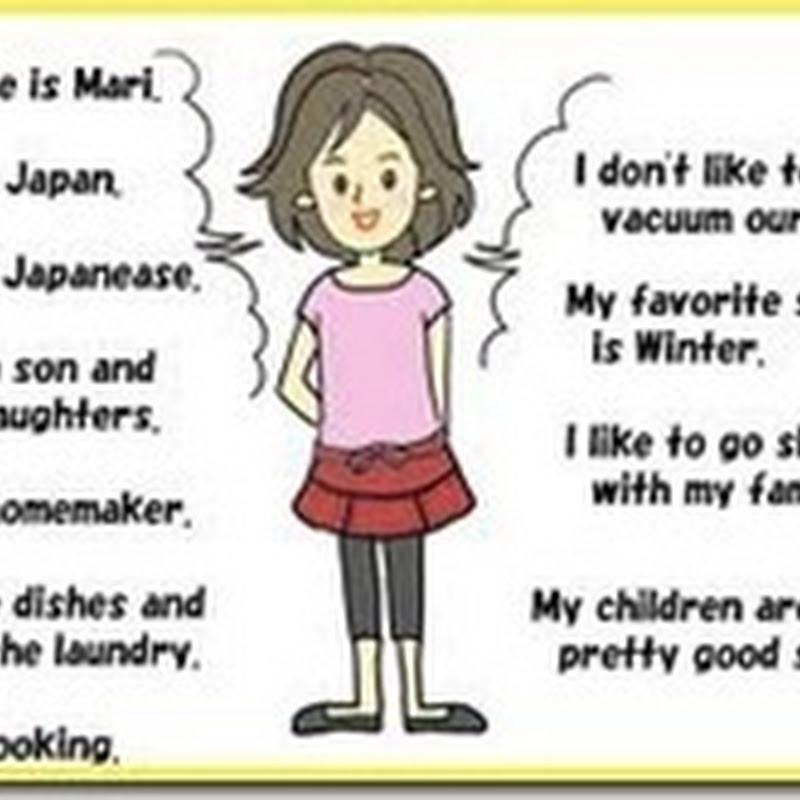 Cara Memperkenalkan Diri Dalam Bahasa Inggris (Self Introduction)