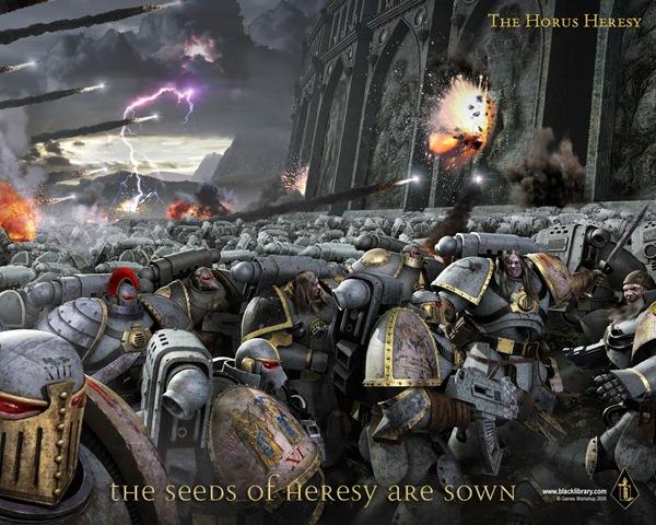 Horus Heresy - Horus Rising