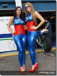Paddock Girls Grande Prémio de Portugal Circuito Estoril  06 May 2012  Estoril Circuit  Portugal (5)