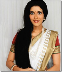 Nandana Sen in saree