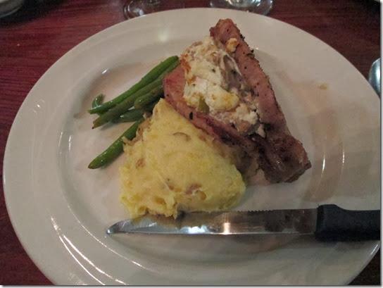 vintage 1847 grilled stuffed pork loin