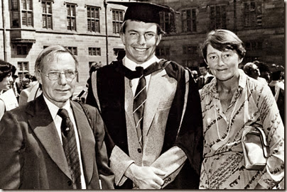 PM Abbott at uni