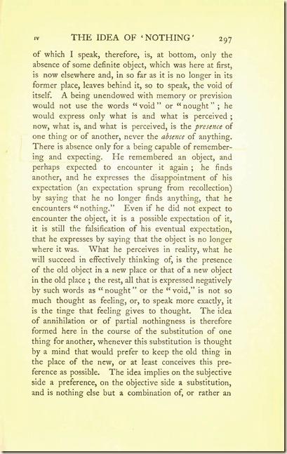 Bergson. Creative Evolution. 1911 creativeevolutio00berguof.test.t_Page_311