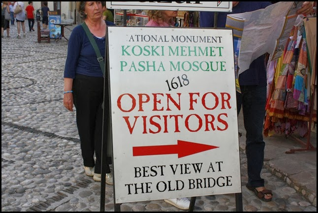 Koski Mehmet Pasha Mosque Mostar