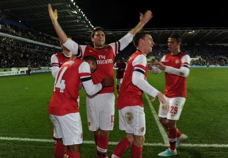 Arsenal Datang Ke Indonesia Tahun 2013