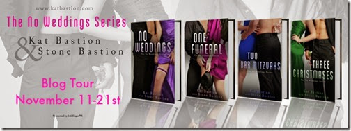 No Wedding Series Banner