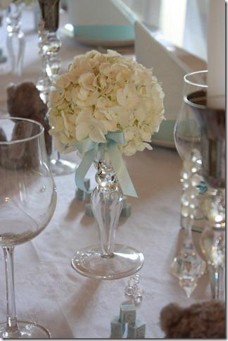 barnedåp inspirasjon baby gutt blå borddekking blomster IMG_2493