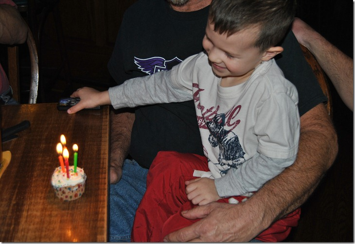 Paxtons 4th birthday 028