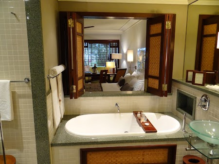 Cazare Mauritius: Baia de la Hotel Constance