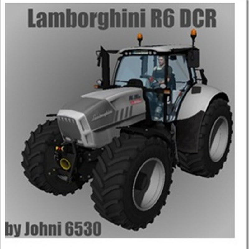 Farming simulator 2011–Lamborghini R6 DCR