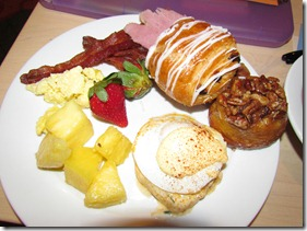 Supercalifragilistic Breakfast at 1900 Park Fare
