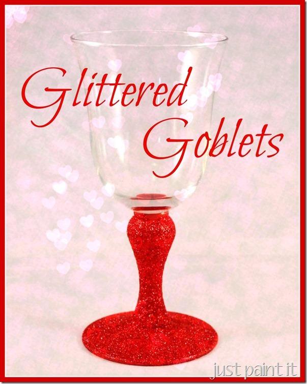 glitter-goblets