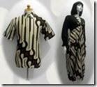 dress batik elegan