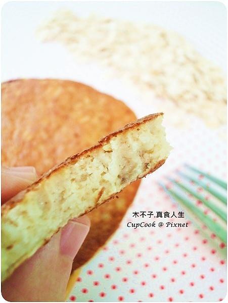 香蕉燕麥鬆餅