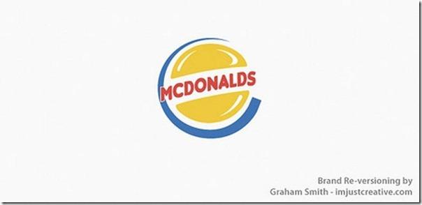 Misturando o logo de marcas famosas (2)