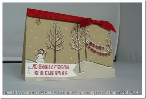 White Christmas, Crumb Cake, Amanda Bates, The Craft Spa  (1)