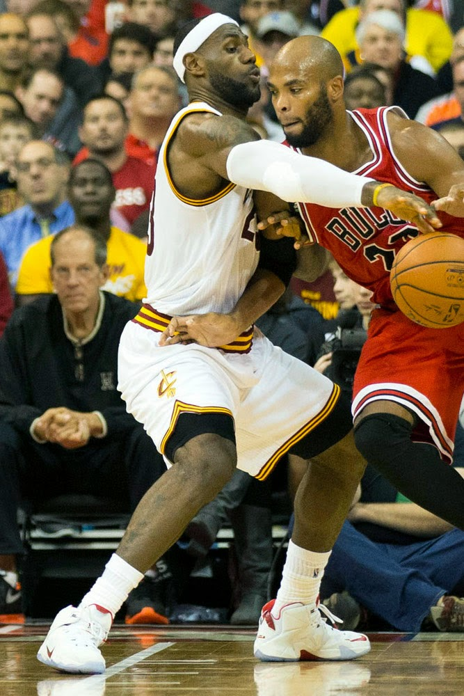 "King James Debuts Nike LeBron 12 ""Home"" Player Exclusive ..."