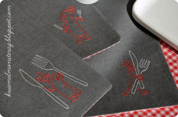 Probesticken für Anja Rieger - Häschen Kopie