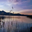 Bavière : lac Kochelsee