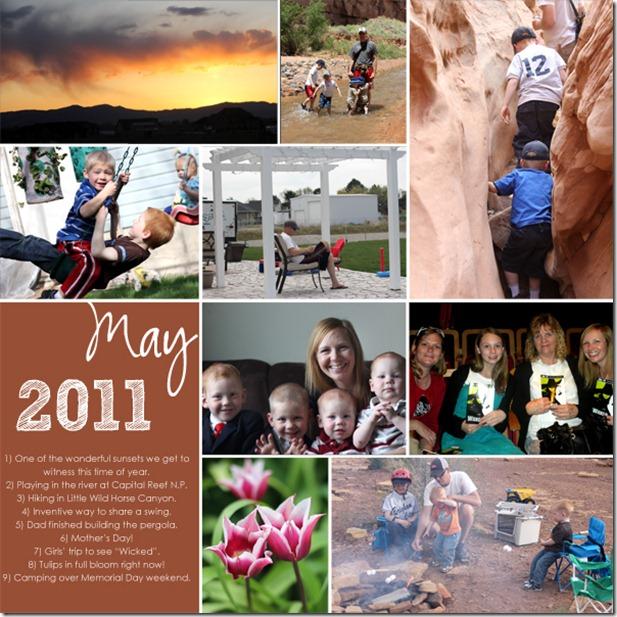 may 2011 i