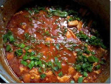 Blog mundial - frango com tomate